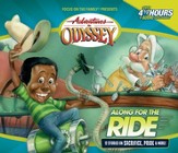 Adventures in Odyssey® 548: Sounds Like a Mystery [Download]
