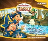 Adventures in Odyssey® 155: Waylaid in the Windy City, Part 1 of 2 [Download]