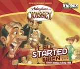 Adventures in Odyssey® 182: The Scales of Justice [Download]
