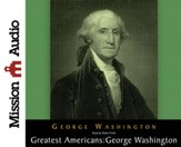 The Greatest Americans: George Washington - A Selection of His Letters - Unabridged Audiobook [Download]