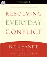 Resolving Everyday Conflict - Unabridged Audiobook [Download]