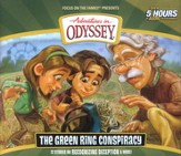 Adventures in Odyssey® #53: The Green Ring Conspiracy [Download]