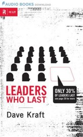 Leaders Who Last - Unabridged Audiobook [Download]