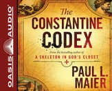 The Constantine Codex - Unabridged Audiobook [Download]