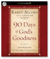 90 Days of God's Goodness: Daily Reflections That Shine Light on Personal Darkness - Unabridged Audiobook [Download]