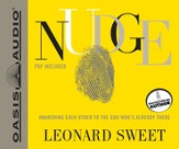 Nudge: Awakening Each Other to the God Who's Already There - Unabridged Audiobook [Download]