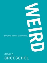 WEIRD: Because Normal Isn't Working Audiobook [Download]