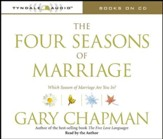 The Four Seasons of Marriage - Unabridged Audiobook [Download]