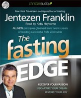 The Fasting Edge: Recover your passion. Reclaim your purpose. Restore your joy. - Unabridged Audiobook [Download]