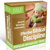 Effective Biblical Discipline Collection [Download]