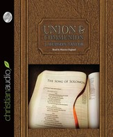 Union and Communion: Thoughts on the Song of Solomon - Unabridged Audiobook [Download]