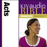 KJV Audio Bible, Dramatized: Acts Audiobook [Download]
