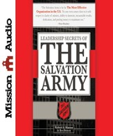 Leadership Secrets of the Salvation Army Audiobook [Download]