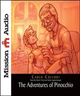 The Adventures of Pinocchio - Unabridged Audiobook [Download]