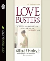 Love Busters: Overcoming Habits That Destroy Romantic Love - Unabridged Audiobook [Download]