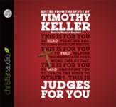 Judges For You: For Reading, For Feeding, For Leading - Unabridged Audiobook [Download]