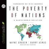 The Poverty of Nations: A Sustainable Solutions - Unabridged Audiobook [Download]