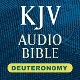 Hendrickson KJV Audio Bible: Deuteronomy (Voice Only) [Download]