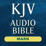 KJV Audio Bible: Mark (Voice Only) [Download]