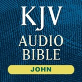 KJV Audio Bible: John (Voice Only) [Download]