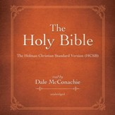 The Holman Christian Standard Audio Bible: The Voice Only Holman Christian Standard Audio Bible (HCSB) [Download]