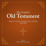 The Holman Christian Standard Audio Bible: Old Testament [Download]