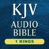 Hendrickson KJV Audio Bible: 1 Kings (Voice Only) [Download]
