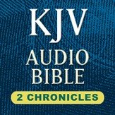 KJV Audio Bible: 2 Chronicles (Voice Only) [Download]