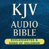 Hendrickson KJV Audio Bible: Ecclesiastes & Song of Solomon (Voice Only) [Download]