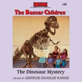 The Dinosaur Mystery - Unabridged Audiobook [Download]