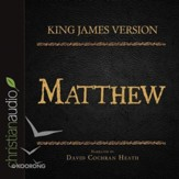 The Holy Bible in Audio - King James Version: Matthew - Unabridged Audiobook [Download]