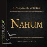The Holy Bible in Audio - King James Version: Nahum - Unabridged Audiobook [Download]