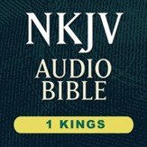 NKJV Audio Bible: 1 Kings (Voice Only) [Download]