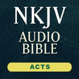 NKJV Audio Bible: Acts (Voice Only) [Download]