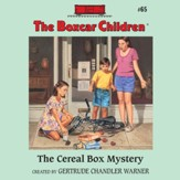 The Cereal Box Mystery - Unabridged Audiobook [Download]