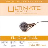 The Great Divide - Medium key performance track w/ background vocals [Music Download]