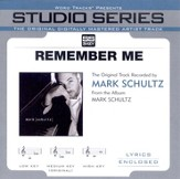 Remember Me - Medium key performance track w/ background vocals [Original key] [Music Download]
