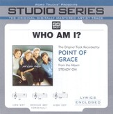 Who Am I - Medium key performance track w/ background vocals [Original Key] [Music Download]