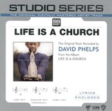 Life Is A Church - Original key performance track w/ background vocals [Music Download]