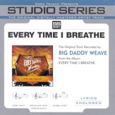 Every Time I Breathe - Original Key Performance Track w/ Background Vocals [Music Download]