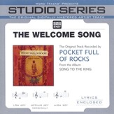 The Welcome Song - Original Key w/Background Vocals [Music Download]
