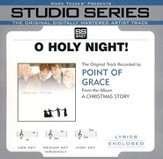 O Holy Night - Medium key performance track w/o background vocals [original key] [Music Download]
