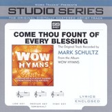 Come Thou Fount of Every Blessing (Medium Key without BGV's) [Music Download]