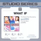 What If - Medium Key w/o Background Vocals [Music Download]