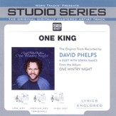 One King - Original Key w/ Background Vocals [Music Download]