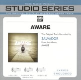 Aware - Low Key Performance Track w/o Background Vocals [Music Download]