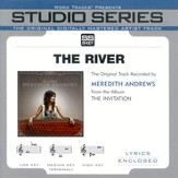The River - Medium Key Performance Track w/o Background Vocals [Music Download]