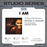 I Am - Original key performance track w/ background vocals [Music Download]