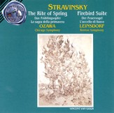 Strawinsky: The Rite Of Spring / Firebird Suite [Music Download]