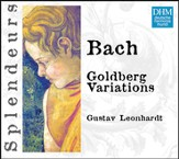 DHM Splendeurs: J.S. Bach: Variations-Goldberg [Music Download]